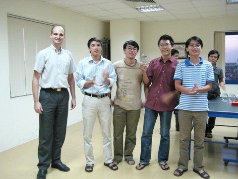 WCM team