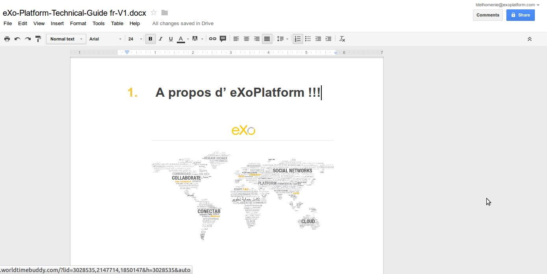 Edit in Google Docs - Updated