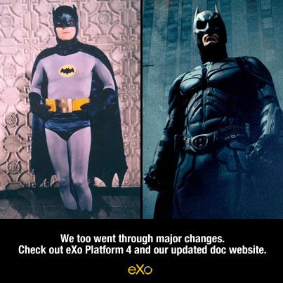 eXo Batman