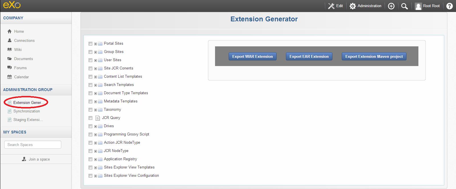 2-Extension-Generator