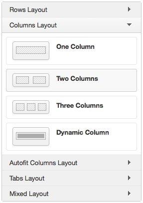 1-row-layout