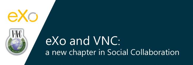 eXo-VNC-partnership