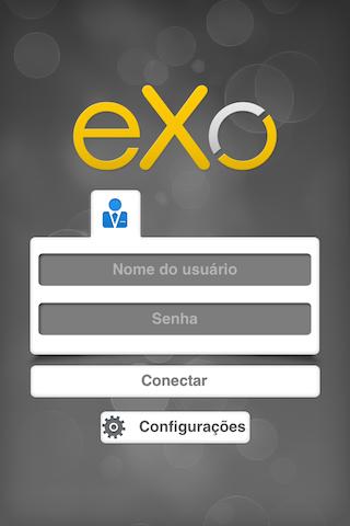 01-eXo-Mobile-login-Brazilian-Portuguese