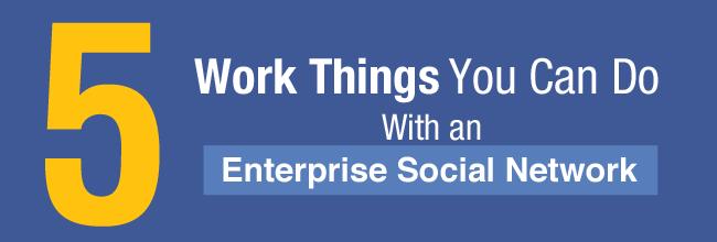 5 Ways I Use Social Collaboration at Work