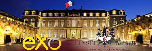 L'Élysée opte pour l'intranet social d'eXo Platform