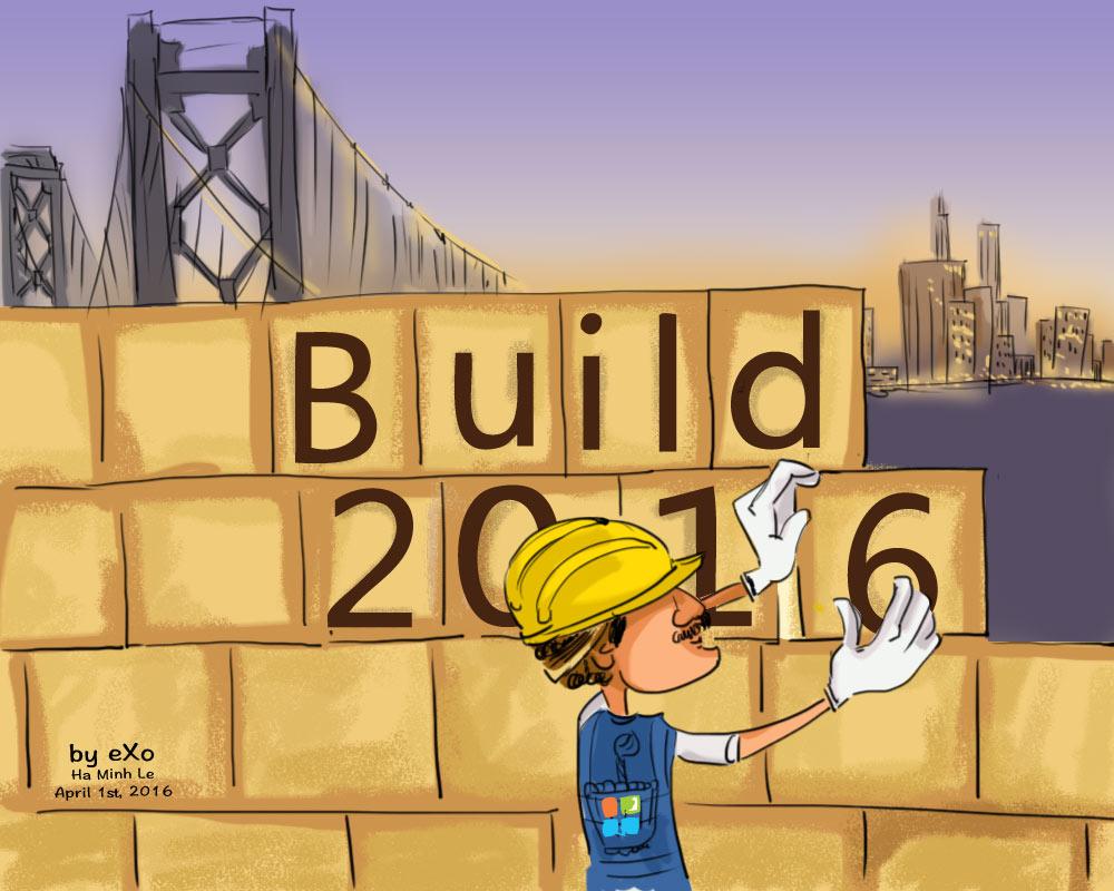 Microsoft Build 2016 Codenvy