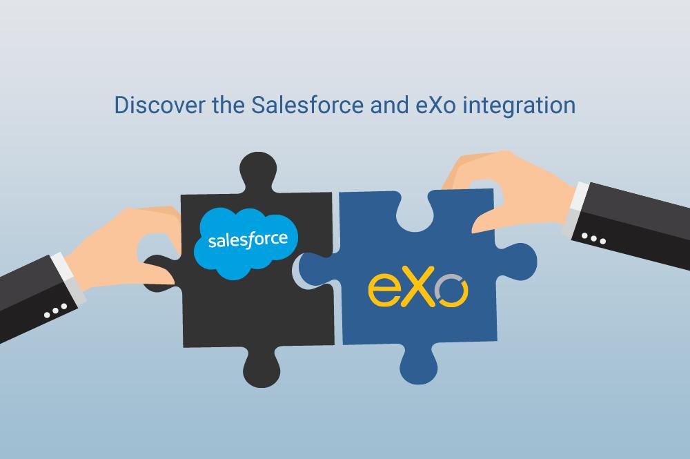 Salesforce integration for eXo Platform