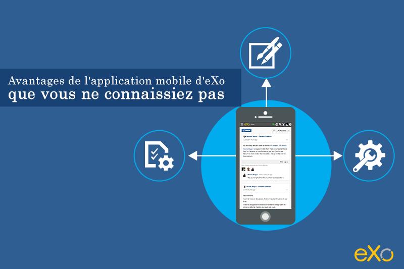 Application mobile eXo