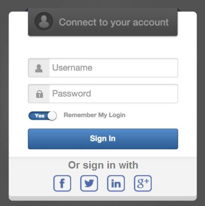 Se connecter au site communautaire en lign eXo platform