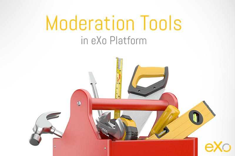 moderation tools