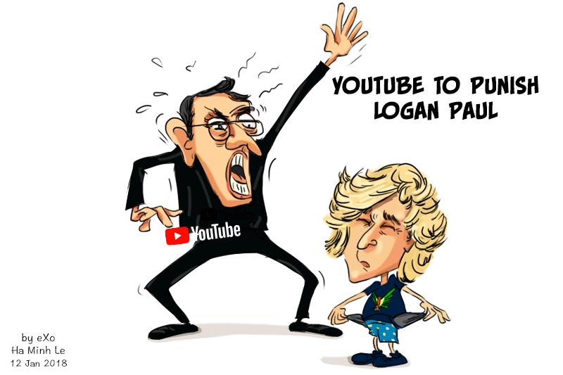 YouTube, Logan Paul