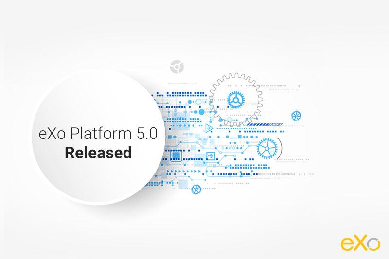 Release of eXo Platform 5.0