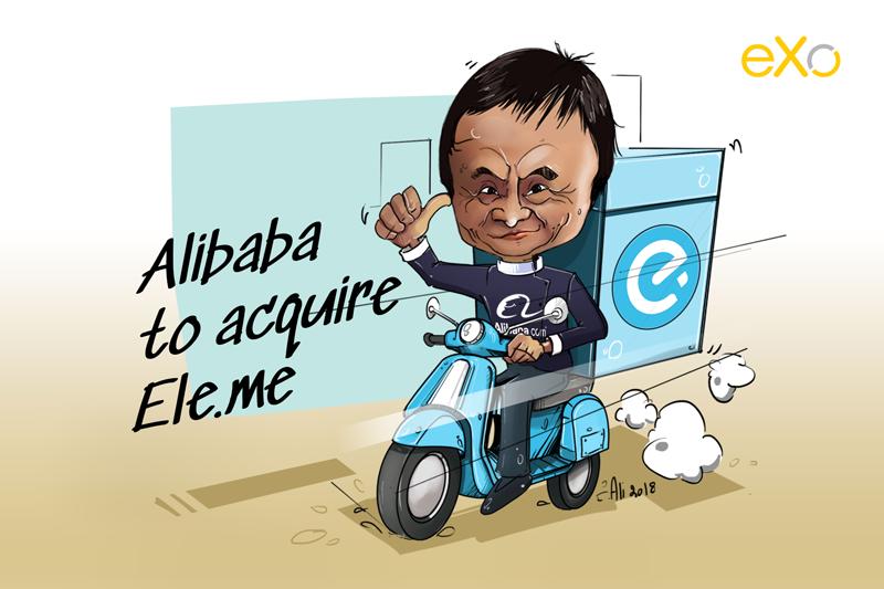 Alibaba, Ele.me