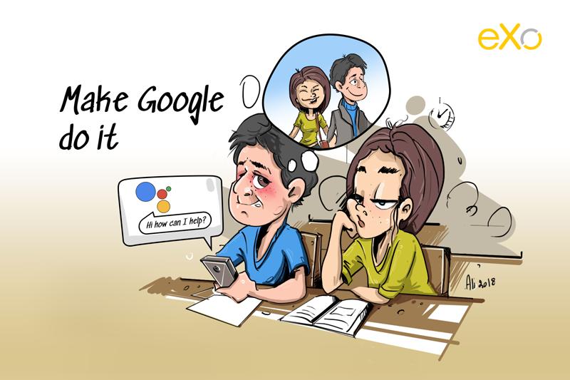 Google Assistant: Google Duplex