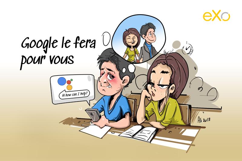 Google Duplex: Google Assitant