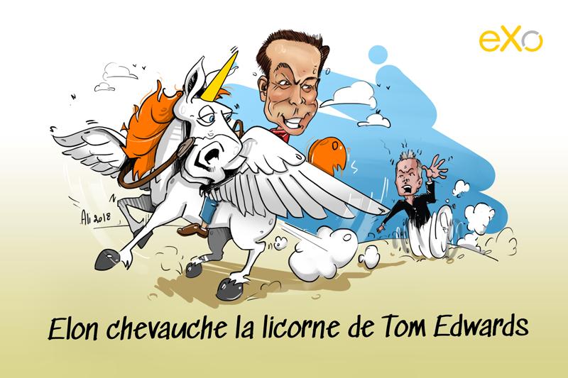 Elon Musk, Tom Edwards