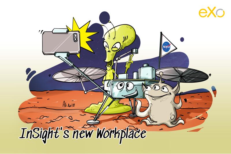 InSight, InSight Mars Lander