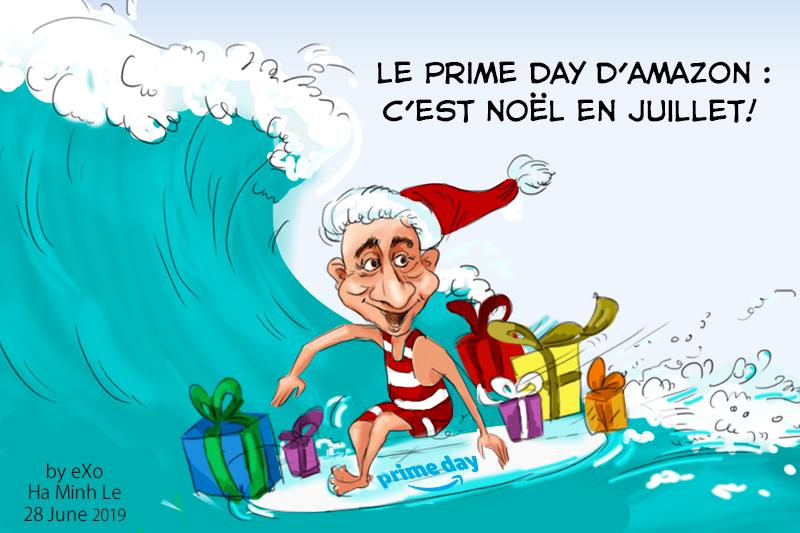 Prime Day d'Amazon