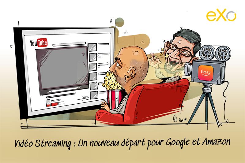 Google, Amazon