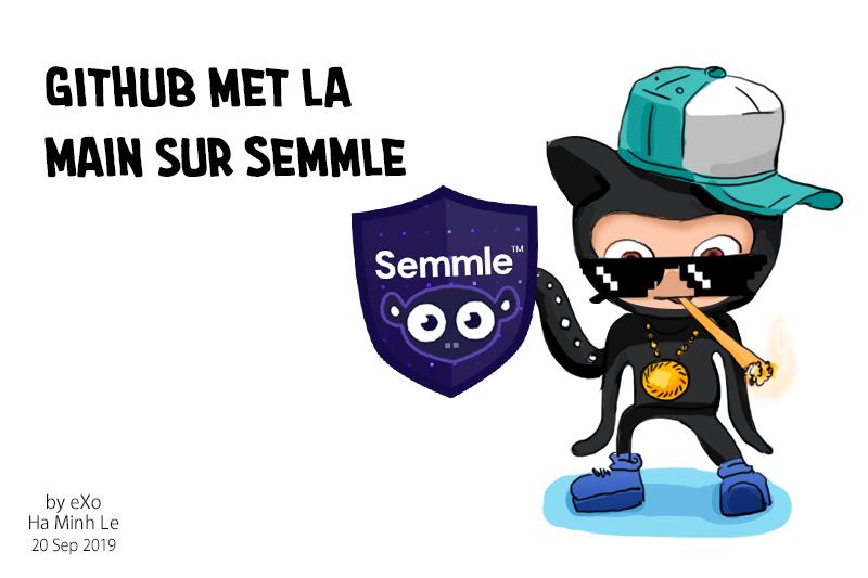 GitHub met la main sur Semmle