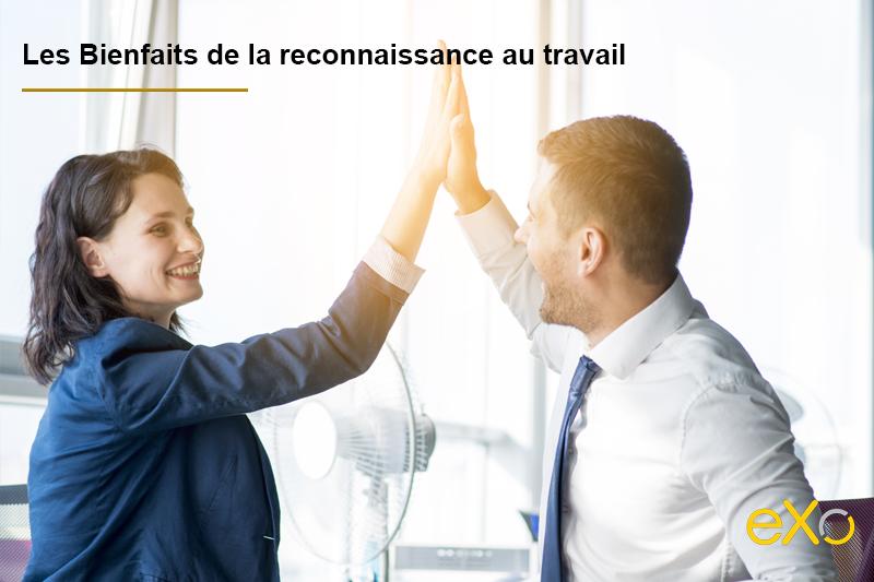 Les Bienfaits de la reconnaissance au travail