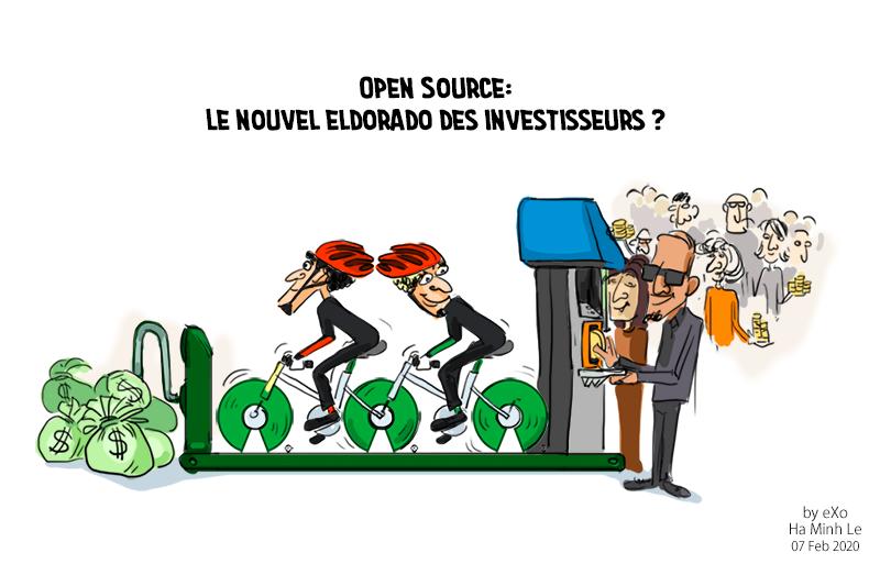 Open Source: Une Poule aux œufs d'or pour les investisseurs