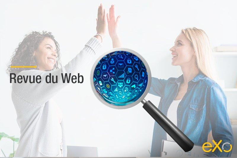 Transformation numérique, digitalisation RH & collaboration - Revue du web | eXo