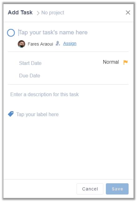 eXo Platform 6: Create Prject Tasks