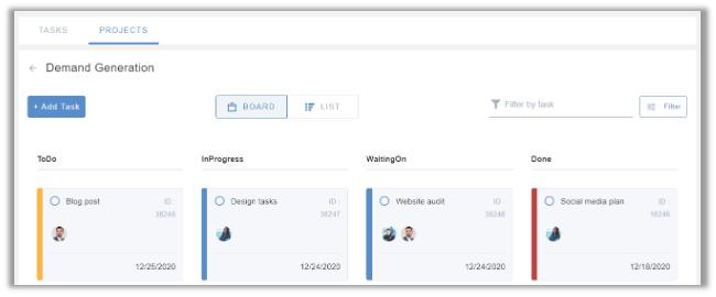 eXo Platform 6: Task Management Application