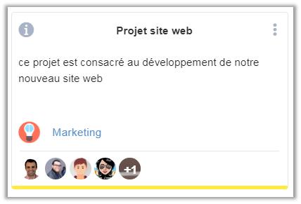 eXo Platform6.1: Exemple Projet de l'application de gestion des tâches
