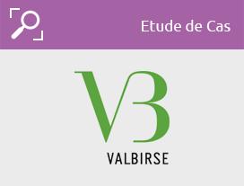 Bannière étude de cas Valbirse