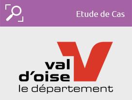 Bannière étude de cas Val d'Oise