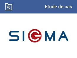 Etude de cas : Sigma