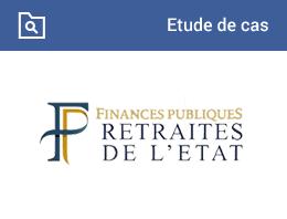 Etude de cas : Service des Retraites de l'état Français