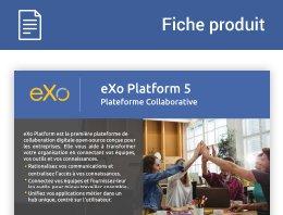 Fiche Produit eXo Platform 5