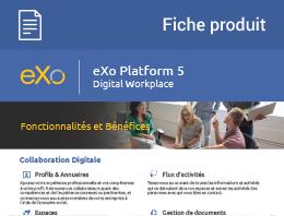 eXo Platform 5 : Fonctionnalités et Bénéfices