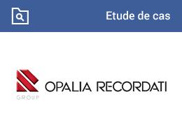 Etude de cas: Opalia