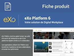 Fiche Produit eXo Platform 6